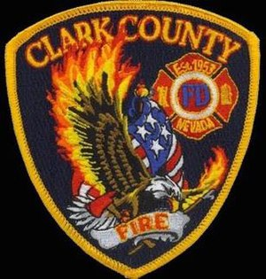 Clark County Fire Department (Nevada) - Image: Clark County Fire Department Logo