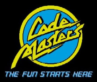 Codemasters - Codemasters' logo between 1986 and 1991