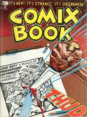 Comix Book - Image: Comix Book 01
