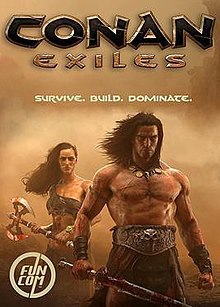 Image result for Conan Exiles 2 cover pc