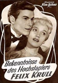 <i>Confessions of Felix Krull</i> (film) 1957 film