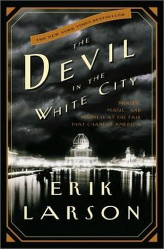 The Devil in the White City - Cover of The Devil in the White City