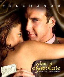 <i>Dame Chocolate</i> television series