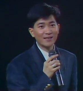 Danny Chan Hong Kong singer