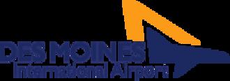 Des Moines International Airport - Image: Des Moines International Airport Logo