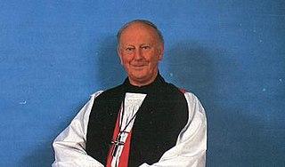 Donald Caird Irish bishop