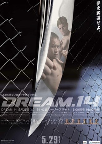 Dream 14 - Image: Dream 14poster