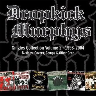 Singles Collection, Volume 2 - Image: Dropkick Murphys Singles Collection Vol 2