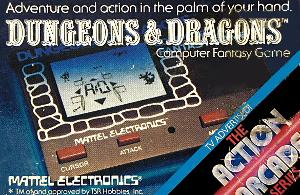 Dungeons & Dragons Computer Fantasy Game - Image: Dungeons and Dragons Computer Fantasy Game box