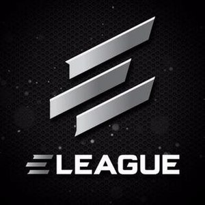 ELEAGUE - Image: E League logo