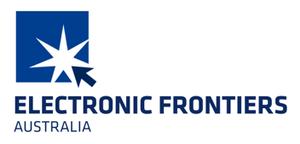 Electronic Frontiers Australia - Image: Electronic Frontiers Australia logo
