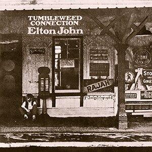 Tumbleweed Connection - Image: Elton John Tumbleweed Connection