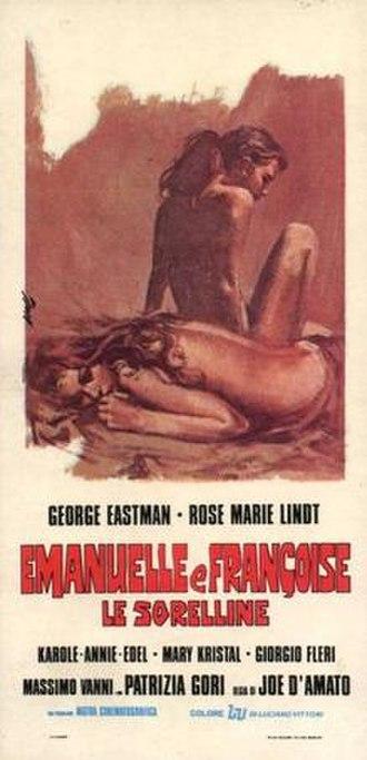 Emanuelle's Revenge - Image: Emanuelle e Françoise le sorelline