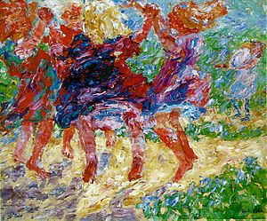 English: Mark Harden's Artchive Nolde, Emil Wi...