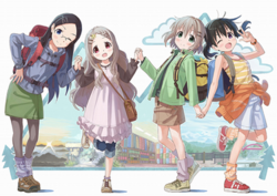 Encouragement of Climb Blu-ray Cover Season 1.png