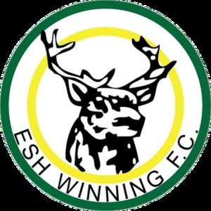 Esh Winning F.C. - Image: Esh Winning F.C. logo