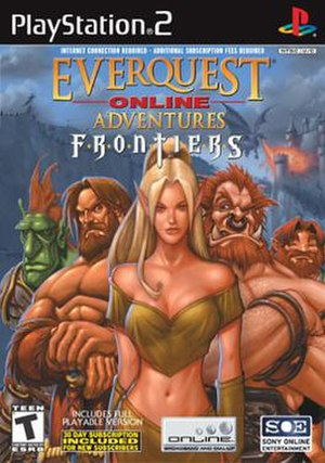 EverQuest Online Adventures - EverQuest Online Adventures: Fronter