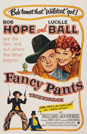 Fancy Pants (film) -  DVD