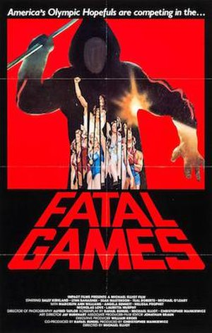 Fatal Games - Theatrical poster