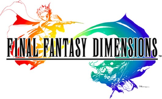 <i>Final Fantasy Dimensions</i> video game