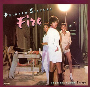 Fire (Bruce Springsteen song) - Image: Firepointersisters
