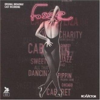 Fosse - Original cast recording