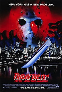 <i>Friday the 13th Part VIII: Jason Takes Manhattan</i>