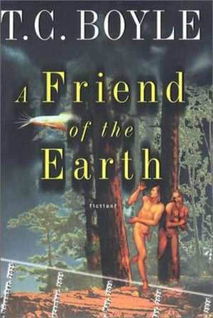 A Friend of the Earth - 1st edition cover