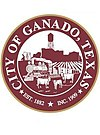 Official seal of Ganado, Texas