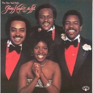 The One and Only (Gladys Knight & the Pips album) - Image: Gladys pips The One and Only
