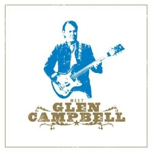 Meet Glen Campbell - Image: Glen Campbell Meet Glen Campbell album cover