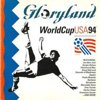 Gloryland World Cup USA 94 - Image: Gloryland album