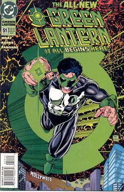 Green Lantern 51 (March 1994)