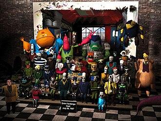 Grim Fandango - Image: Grim fandango cast
