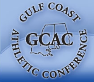 Gulf Coast Athletic Conference - Old logo