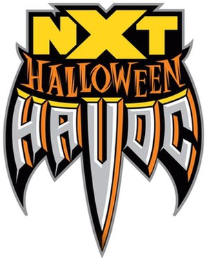 Halloween Havoc - The second Halloween Havoc logo used from 1991 to 1995 and 1998 to 1999.