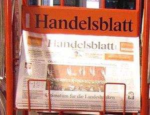 Handelsblatt - Image: Handelsblatt 1