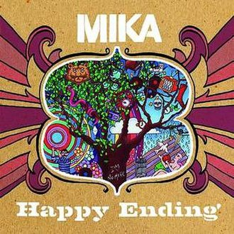 Mika - Happy Ending (studio acapella)