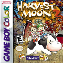 Harvest Moon 2 GBC - Wikipedia