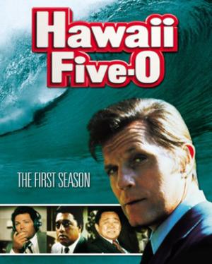 Hawaii Five-O (1968 TV series, season 1) - Image: Hawaii Five O season 1 DVD