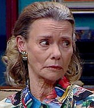 Anne Haddy - Haddy as matriarch Helen Daniels in Neighbours