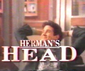 Herman's Head - Herman's Head  title card