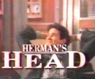 Herman's Head - Herman's Head  title card