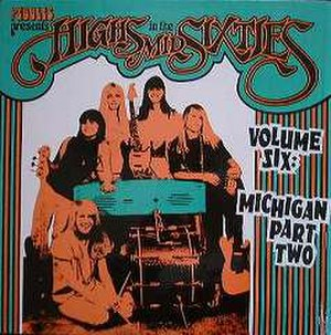 Highs in the Mid-Sixties, Volume 6 - Image: Highs 06 cover