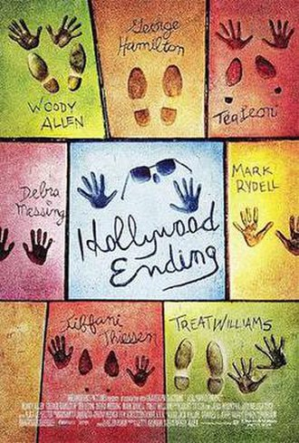 Hollywood Ending - Theatrical release poster