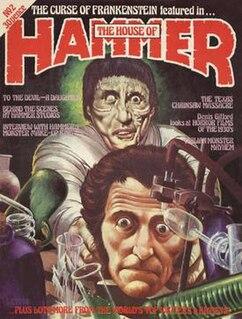 <i>House of Hammer</i> British magazine