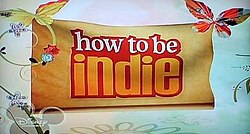 How to be Indie logo.JPEG
