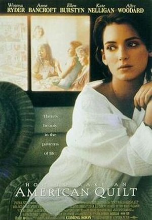 How to Make an American Quilt - Theatrical release poster