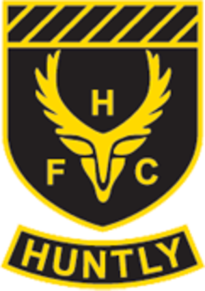 Huntly F.C. - Image: Huntlybadge