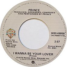 I Wanna Be Your Lover by Prince US vinyl 1979.jpg